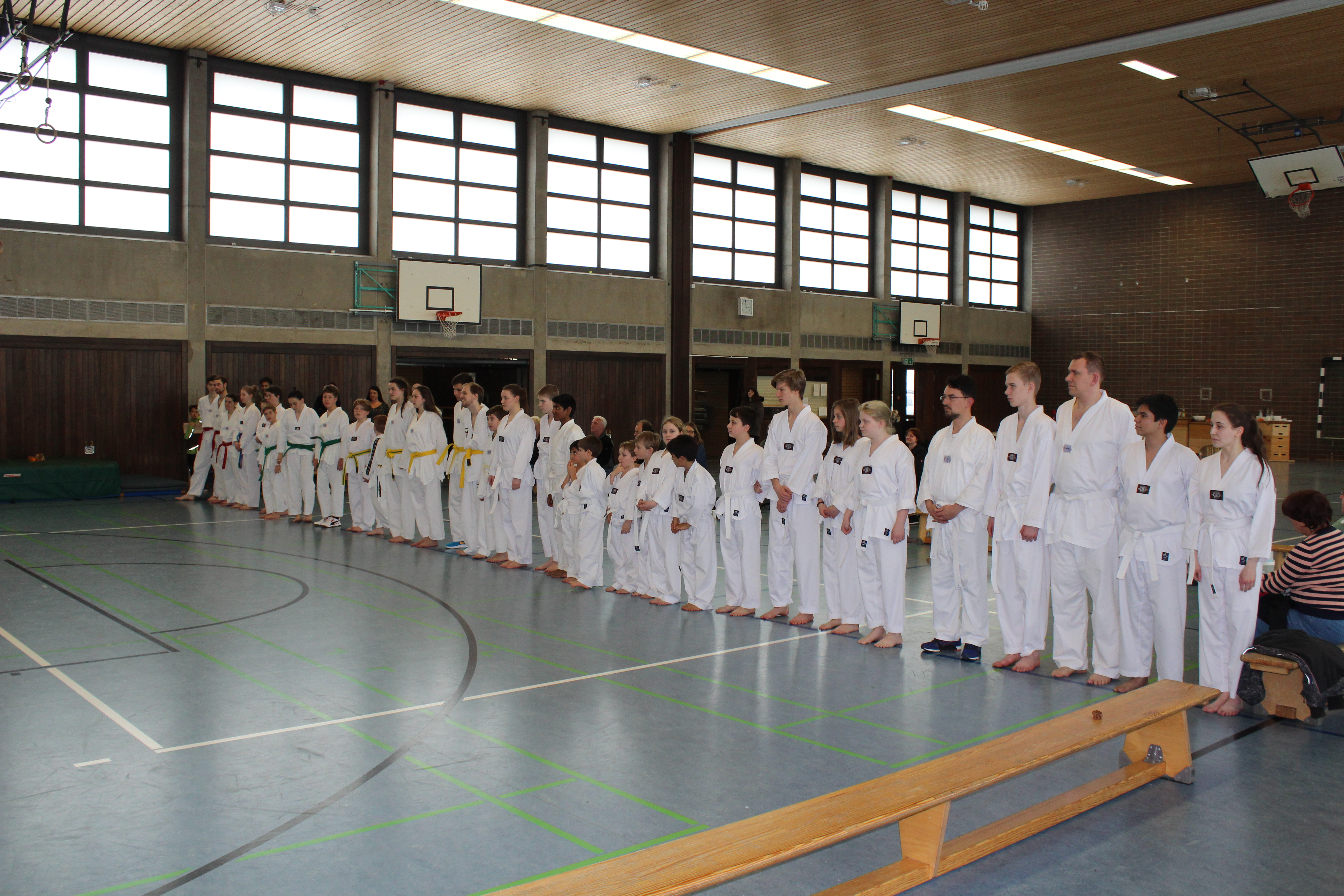 You are currently viewing Tae Kwon Do Workshop II 2019